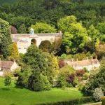 bletchingdon village